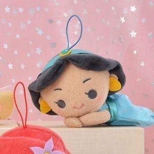 Disney Dreamy Plushy Rhinestone Jasmine Toreba